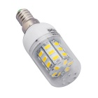 JIAWEN E14 6W LED Corn Light Warm White 3200K 600lm 30-5730 SMD (5PCS)