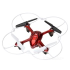 SYMA X11 4-CH 2.4GHz Radio Control Quadcopter w/ 6-Axis Gyro / Lamp - Dark Red