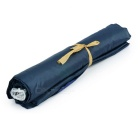 Navy Blue Single Layer Camping Teltta kahdelle henkilölle - Deep Blue