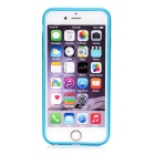 Kinston Rainbow Series Aluminum Alloy Frame Case for IPHONE 6 - Blue