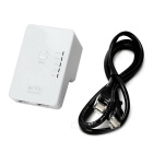 Wall-Plug Wireless-N Router w / Controle Switch - Branco (US Plugs)