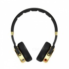 Xiaomi Wired Headband Headphone w/ Microphone / 3.5mm Jack - Black + Gold