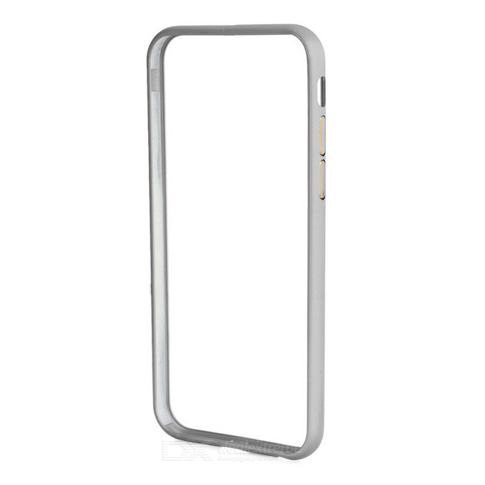 Kinston Rainbow Series Aluminum Alloy Frame Case for IPHONE 6 - Silver