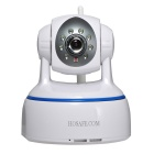 HOSAFE 1080P Wireless PTZ IP Camera w/ 2-Way Voice, EU plug - White
