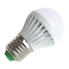 JIAWEN E27 5W 400lm 3000-3200K 10-3528 SMD LED Warm White Light Bulb