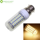 SENCART B22 12W Warm White 1100lm 3500K Decorative LED Corn Bulb (AC 110~240V)