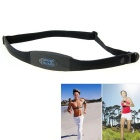 Extra Thin Bluetooth v4.0 Heart Rate Monitor Chest Strap for IPHONE 4S / 5 / 5S / 6