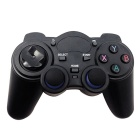2.4GHz Wireless Gamepad Controller for 360, TV box, PC, Tablet, Android Phone, Online Game - Black