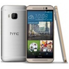 Genuine HTC One M9 Phone - Gold + Silver Grey