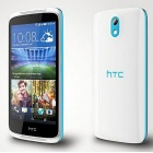"Genuine HTC Desire 526G Dual SIM 4.7"" Smart Mobile Phone - Blue + White"