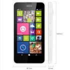 "Genuine Nokia Lumia 630 3G SIM Free / Unblocked 4.5"" Smart Phone - White"