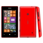 "Genuine Nokia Lumia 525 3G SIM Free 4"" Smart Mobile Phone - Red"