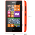 "Genuine Nokia Lumia 525 3G SIM Free 4"" Smart Mobile Phone - Orange"