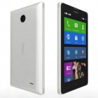 "Genuine Nokia X2 Dual SIM 4GB, 3G 4.3"" Smart Mobile Phone - White"