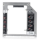 "9.5mm 2.5"" SATA / SATA II HDD Hard Drive Caddy Holder for APPLE Laptop CD / DVD-ROM Optical Bay"