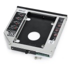 "12.7mm Soporte de disco duro SATA CD de 2.5"" para IBM thinkpad R500 - plata"