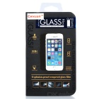 Tempered Glass Front + Back Film for Samsung S6 Edge - Transparent