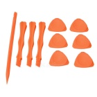 JAKEMY OP-11 Anti-Static Disassembling Opening Prying Rod Tool Set - Orange