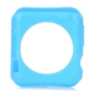Protective TPU Dial Screen Protector Case for APPLE WATCH 42mm - Blue
