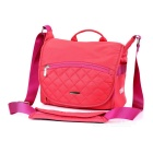CADEN Women's Universal Nylon DSLR Camera Storage Bag for Canon 50D / Nikon D90 + More - Deep Pink