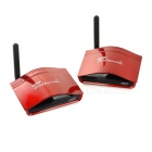 5.8GHz 300m Wireless Smart Digital STB / Sharing Device - Black + Red