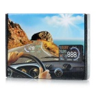 "5.5"" HUD Head-Up Display Windshield Projector - Black"