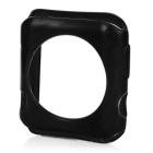 Protective TPU Dial Screen Protector Case for APPLE WATCH 38mm - Black