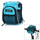 B-SOUL Water Resistant Bike Bicycle Handlebar Bag / Shoulder Bag - Blue