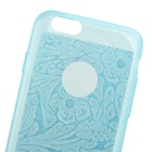 Ultra-Thin Protective TPU Back Cover Case for IPHONE 6 - Blue