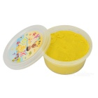DIY 80g Soft Clay Plasticine Modelling Toy for Children / Kids - Yellow