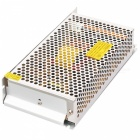 85~265V to DC 24V 150W 6.25A Switching Power Supply for LED - Silver
