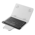 "59-Key Bluetooth Touch Keyboard w/ PU Case for 7~8"" Tablet PC - Black"