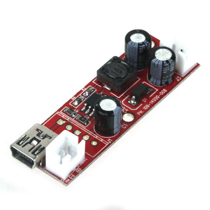 ZnDiy-BRY 3.5V to 9V Step-up Converter Module