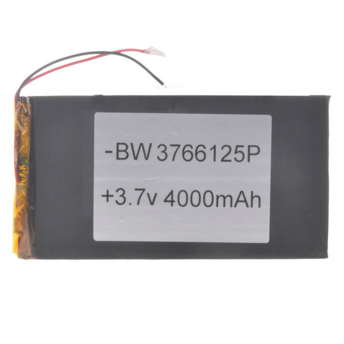 "Replacement 3.7V 3500mAh Li-polymer Battery for 7~10"" Tablet - Black"