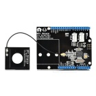 Seeedstudio SLD01097P 13.56MHz NFC Expansion Shield Board w/ Gain Antenna - Black