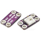 Mini módulos de 4-Pin de la impulsión a todo color de WS2812B RGB LED (5PCS)