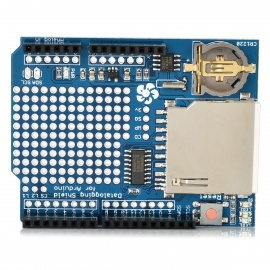 Duinopeak SD Shield Data Record Expansion Board for Arduino