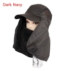 360-Degree Sun Blocking UV Care Removable Outdoor Hiking Fishing Cap Hat