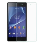 Protective Tempered Glass Screen Protector for Sony Z2 - Transparent