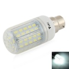 WaLangTing B22 7W LED Corn Bulb Lamp Cool White Light 7000K 500lm 72-5730 SMD (110~240V)