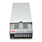 AC 110V / 220V to DC 12V 40A 480W Switching Power Supply - Silver