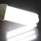 E27 24W 4U-Shaped LED lámpara de maíz azulado blanco 2800lm - blanco