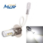 MZ H3 7.5W Canbus Error-Free Car LED Front Fog Lamp White Light 6500K 750lm SMD 2323 (12~18V)