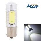 MZ 1156 11W 4-COB + 1 XP-E 660lm LED White Light Car Brake / Steering Lamp (12~24V)