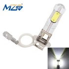 MZ H3 11W 4*COB + 1 XP-E 660lm White 6500K LED Car Front Fog Lamp (12~24V)
