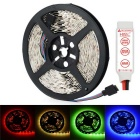 HML Non-Waterproof 72W 300-SMD 5050 RGB LED Light Strip w/ 3-Key Mini RGB Controller (12V, 5m)