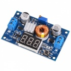 Jtron 5A 75W DC-DC Adjustable Step-down Stabilized Voltage Supply Module - Deep Blue