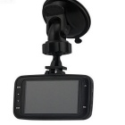 "2.7"" TFT 1080P 140' 5.0MP Mini Car DVR w/ IR Night Vision - Black"