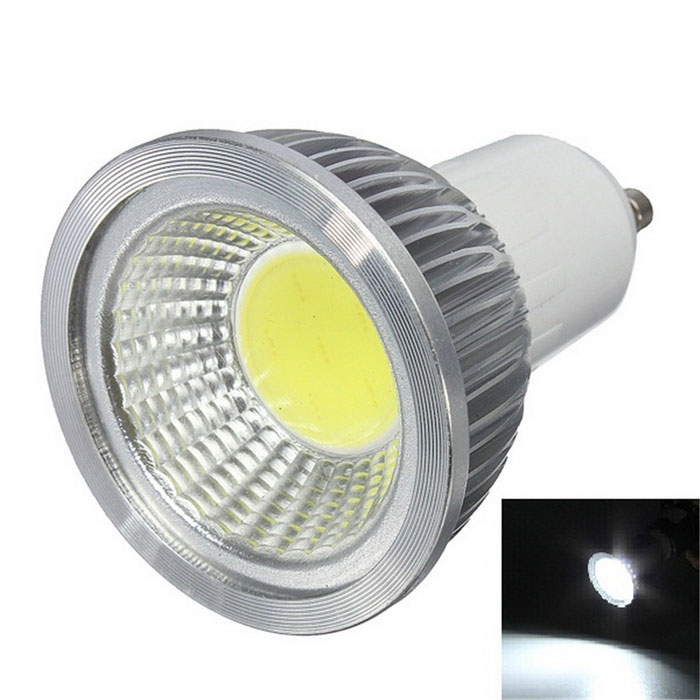 GU10 3W COB LED Spotlight Cold White Light 180lm (AC 85~265V)