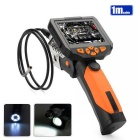 "Teslong NTS200SL 3.5"" LCD Inspection Camera 1W LED 5.5mm Borescope Endoscope - Black + Yellow (1M)"